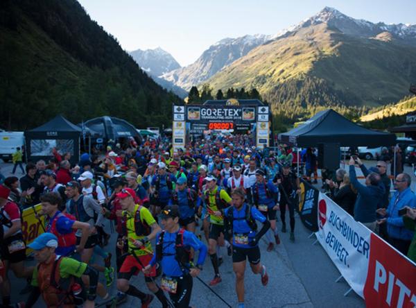 Casi 300 equipos de 35 países disputan la Gore-Tex Transalpine Run