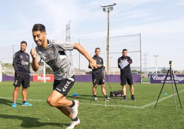 Grupo Igoid realiza las valoraciones físicas del Valladolid CF