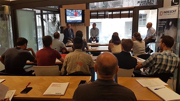 En marcha el programa Indesup! de formación de emprendedores en tecnologías aplicadas al deporte