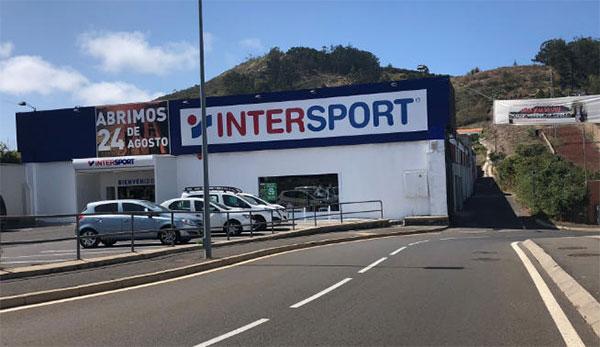 Intersport sufre un robo en su tienda de Tenerife una semana después de abrirla