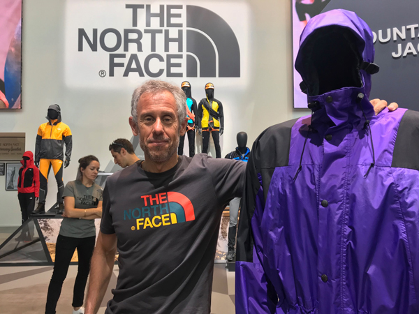 The North Face reclasifica su cartera de clientes