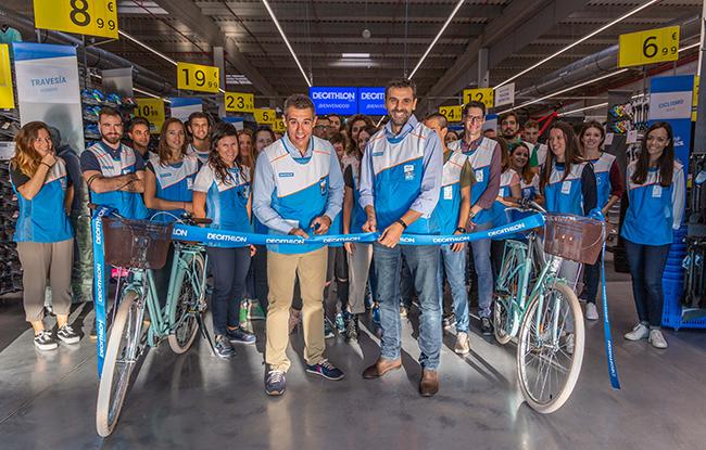 Decathlon alcanza las 168 tiendas en España tras abrir en Sagunto