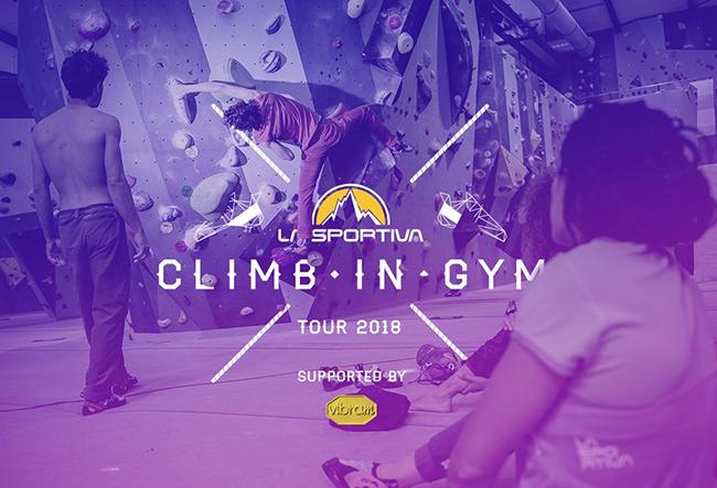 El Climb-in-Gym Tour de La Sportiva se extiende a 16 países