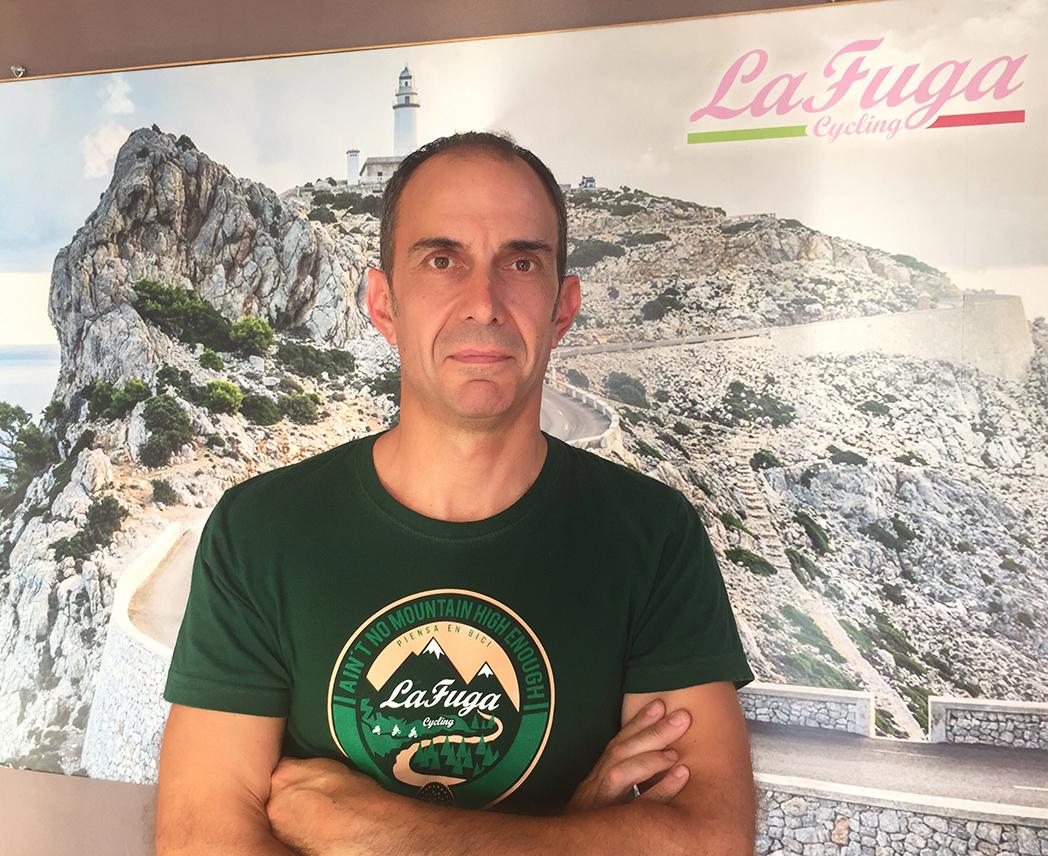 """LaFuga Cycling: """"Las marcas europeas suman más que las americanas"""""""