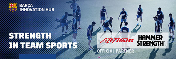 Life Fitness, partner oficial del II Congreso Sports Performance