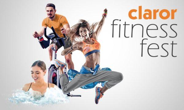Llega la 5ª edición de la Claror Fitness Fest en Barcelona