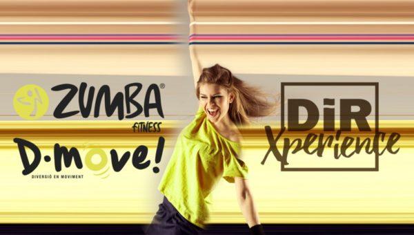 Llega la II edición de la Masterclass Zumba D-Move de DiR