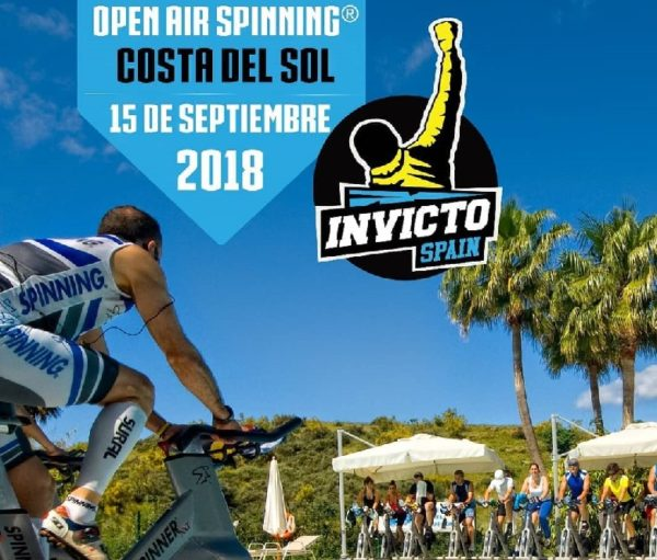 Llegan el 'Invicto Open Air Spinning Event Costa del Sol' y el 'Baco's Ride'