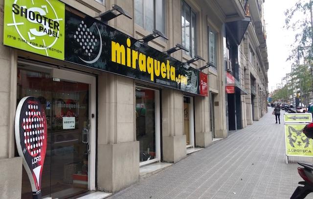 Miraqueta.com percibe un retorno del cliente de pádel al canal offline