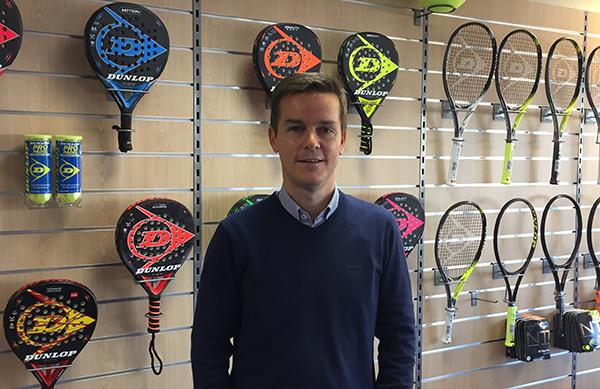 """Dunlop declara un """"leve crecimiento"""" de sus ventas de tenis en España"""