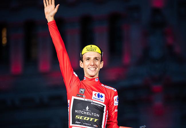 Scott felicita a Simon Yates por su victoria en La Vuelta