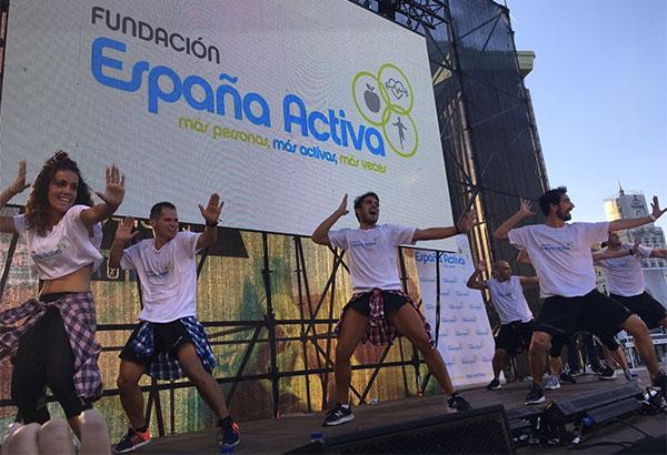 La Fundación España Activa despliega su oferta deportiva en la Semana Europea del Deporte