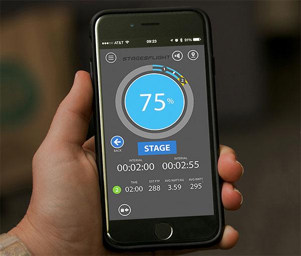Stages Power, el único potenciómetro con Bluetooth Smart y ANT+