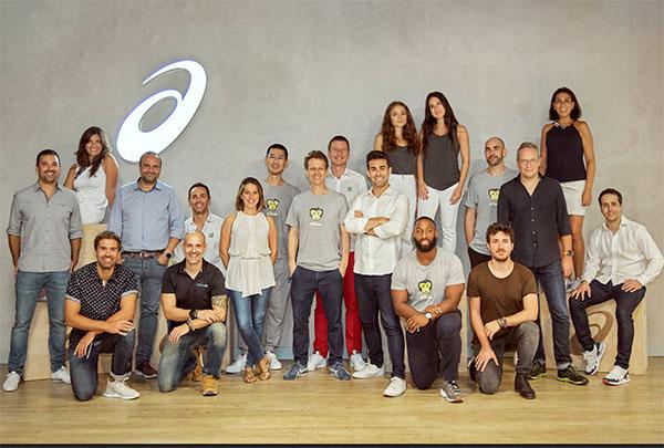 Running, fitness y tecnología textil, los primeros proyectos de la aceleradora de start-ups de Asics