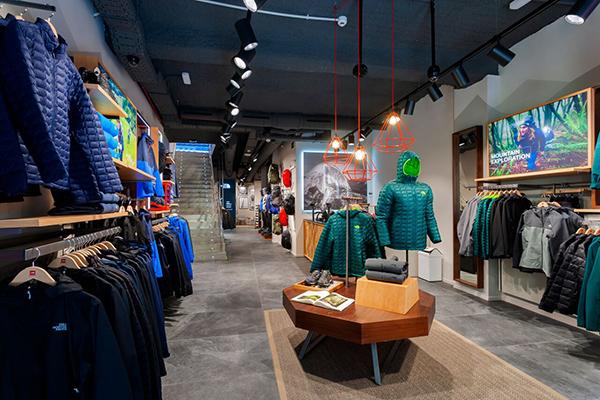 The North Face estrena en España su nuevo concepto de retail