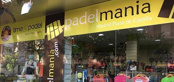 Time2Padel prevé acabar 2019 con 15 tiendas en España y el extranjero