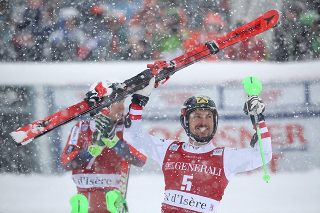 """Amer Sports apunta un invierno 2018 """"récord"""" para sus marcas de nieve"""