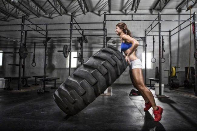 A las mujeres les gusta cada vez más el CrossFit