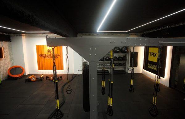 Abre el primer gimnasio oficial de TRX, Isoinercial Training