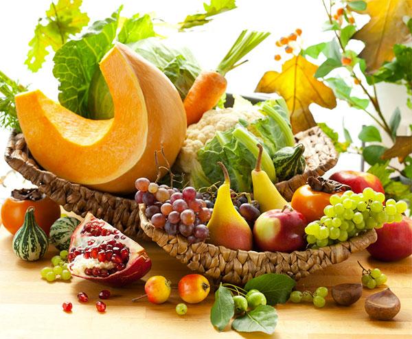 Los beneficios de incluir los alimentos de otoño en la dieta del corredor