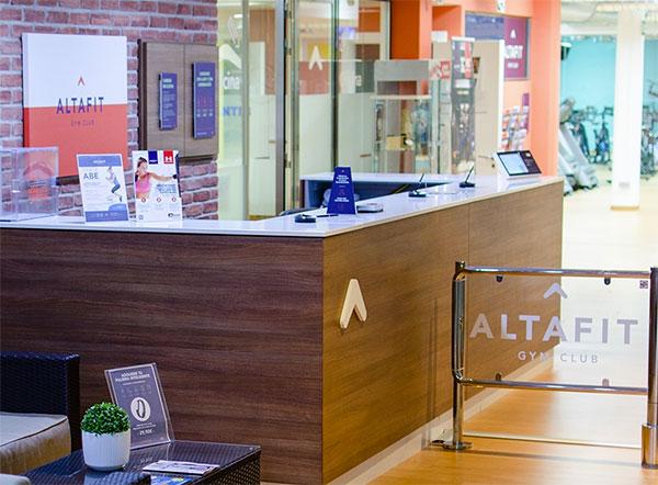Altafit vuelve a instalarse junto a Mercadona en su 59º gimnasio