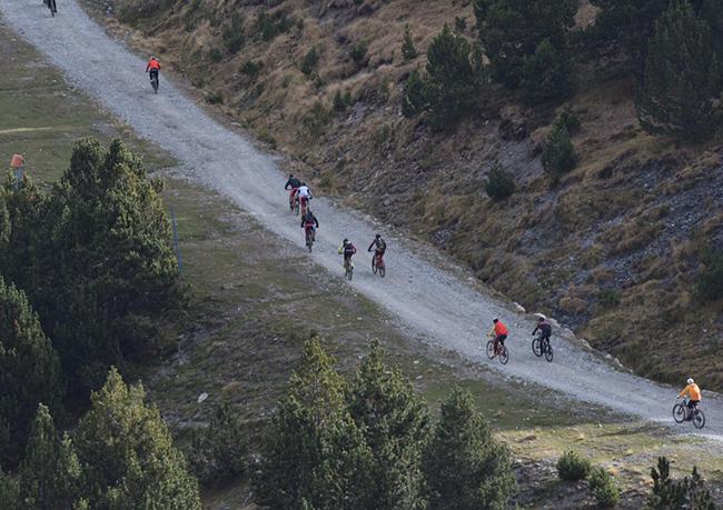 La Andorra Bike Race debuta con éxito