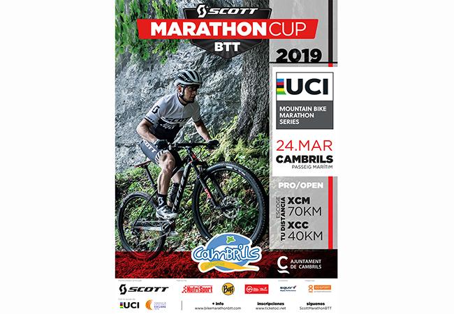 La Scott Marathon Cup BTT también aterrizará en Cambrils