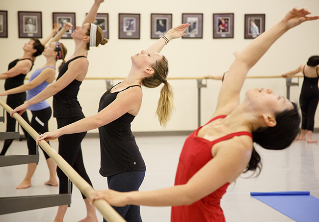 Claror Marítim suma Ballet Fit a su oferta de actividades