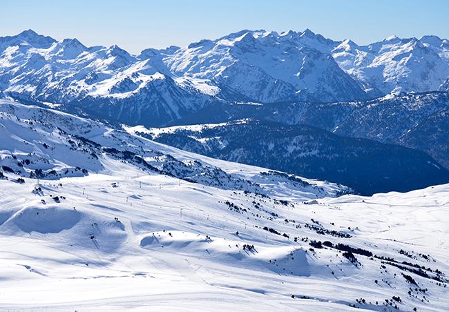 Baqueira amplía su superficie esquiable