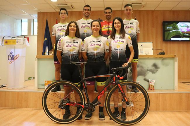 BH apuesta por el ciclocross de la mano del Delikia-Ginestar