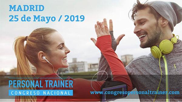 El V Congreso Nacional de Entrenamiento Personal confirma sus fechas
