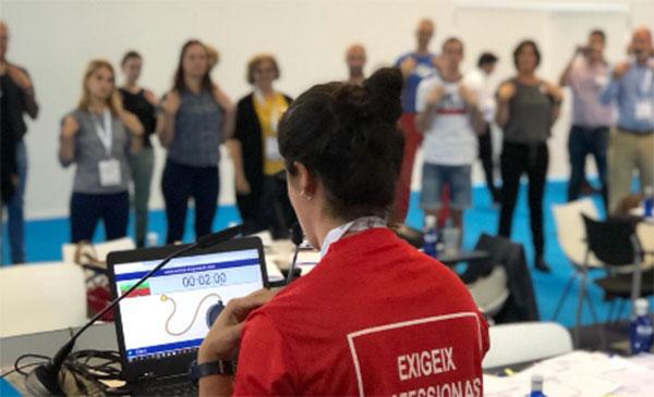 Fitness empresarial, una nueva salida laboral para los educadores físicos