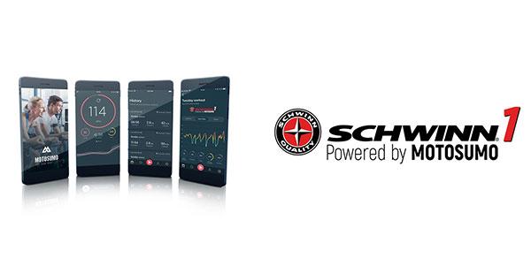 Core Health & Fitness mejora todas las bicicletas Schwinn con tecnología Motosumo