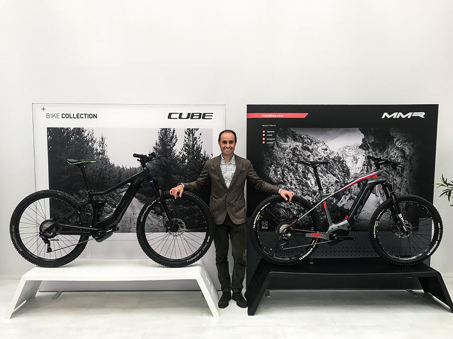 MMR Bikes también aboga por dosificar las presentaciones de producto