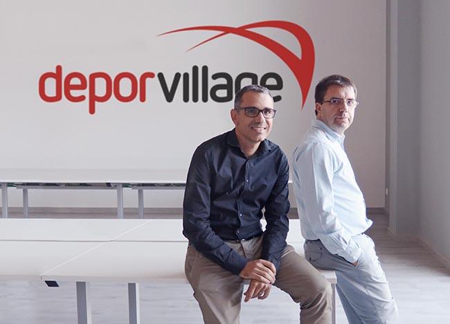 Deporvillage prosigue su internacionalización con nuevas webs en inglés y alemán