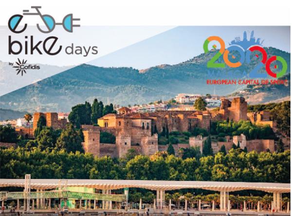 Los Ebike Days by Cofidis convocan su cuarta edición en Málaga
