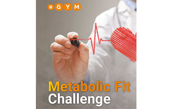 eGym promueve el fitness saludable con el I Metabolic Fit Challenge