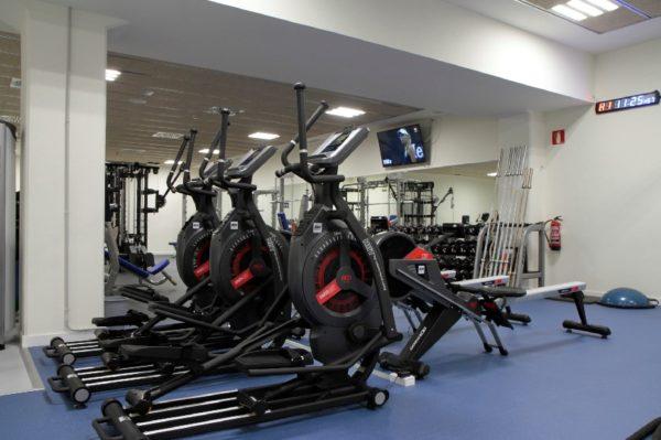 La Universidad de Deusto estrena gimnasio, el DeustoFit