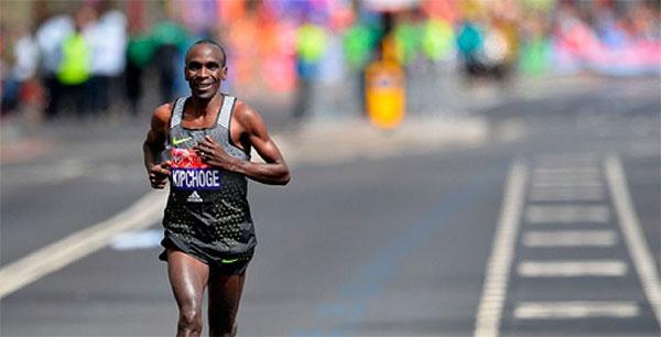 Correr a 2'52 min/km, ¿es posible emular a Eliud Kipchoge?