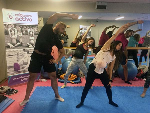 Embarazo Activo celebra la quinta edición de su formación corporativa en los gimnasios GO Fit