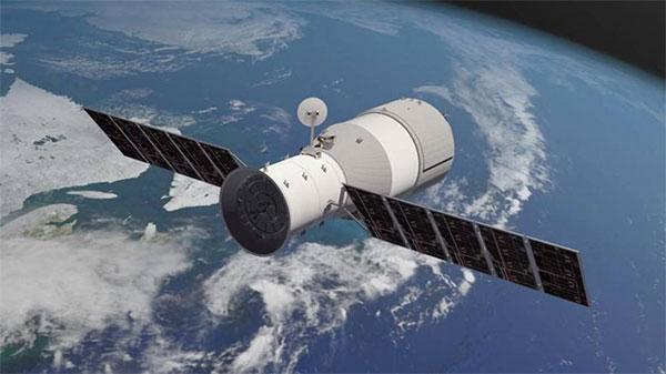 AliExpress lanza una estación espacial de la que 'caerán' premios