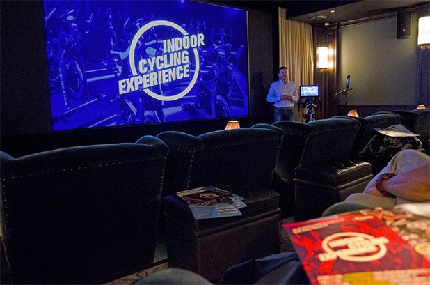 Fit4Life reúne a una treintena de gestores de gimnasios en la Indoor Cycling Experience