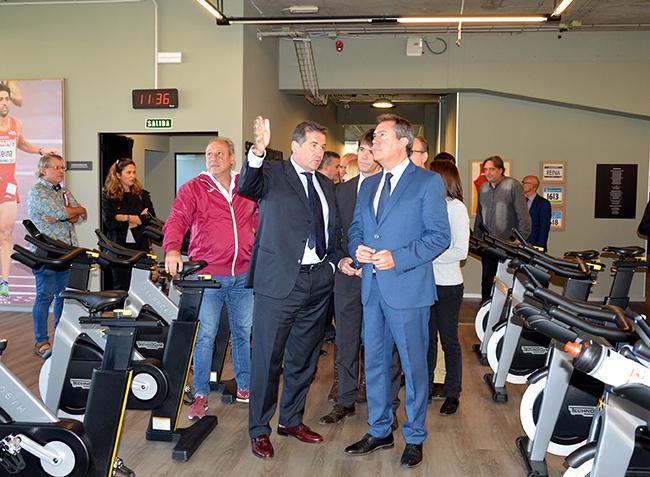 Go Fit estrena instalaciones en Sevilla tras invertir 11 millones de euros