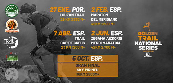 Salomon impulsa las Golden Trail National Series