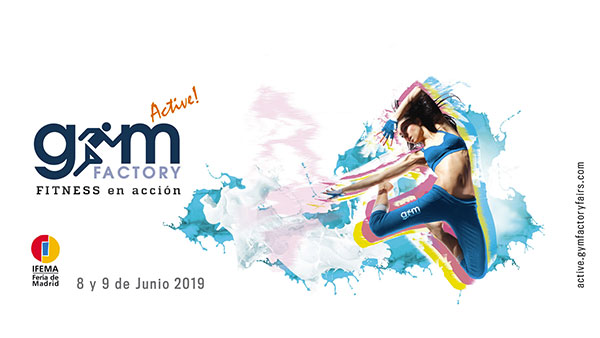 La feria del fitness Gym Factory se centrará en los entrenadores y el público final en 2019