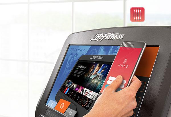 Life Fitness abre la puerta a la emisión de publicidad en su maquinaria fitness