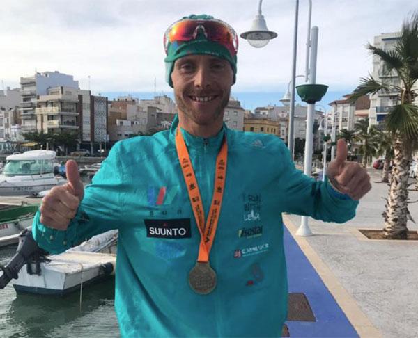"""Jaume Leiva: """"El sueño de los Juegos Olímpicos está un paso más cerca"""""""