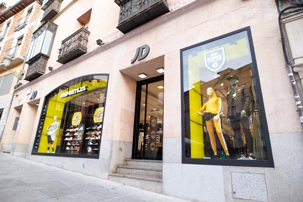 JD Sports abre su tienda 47 en España
