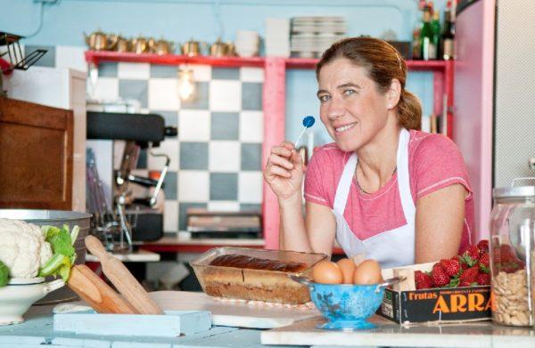 La 'Cocina sostenible', a análisis en el centro Can Caralleu de Claror