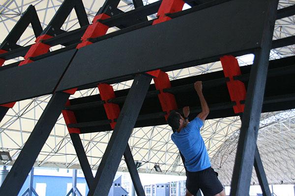 MacroFit invierte 300.000 euros en su mayor zona outdoor de entrenamiento
